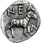 Hemiobol (Neandria) – revers
