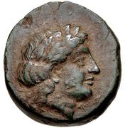 Bronze Æ20 (Neandria) – avers