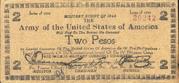 2 Pesos (Free Negros) – avers