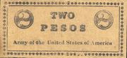 2 Pesos (Free Negros) – revers