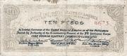 20 Pesos (Negros; IV Philippine Corps) – avers