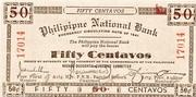 50 Centavos (Negros Occidental; Second issue) – avers