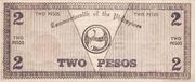 2 Pesos (Negros Occidental) – revers