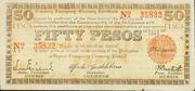 50 Pesos (Negros Emergency Currency Board) – avers