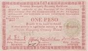 1 Peso (Negros Oriental) – avers