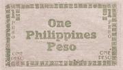 1 Peso (Negros Oriental) – revers