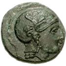 Bronze Æ17 (Neonteichos) – avers