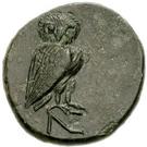 Bronze Æ17 (Neonteichos) – revers