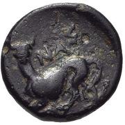 Bronze Æ9 (Nesos) – revers