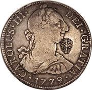 1 ducaton (Sumenep - Contremarqué) – avers