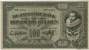 100 Gulden – avers