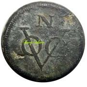 1 Duit 1796 – avers