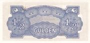 1/2 Gulden – revers