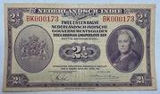 2.5 Gulden – avers