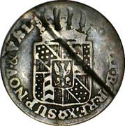 1 kreuzer - Friedrich Wilhelm III – avers