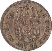 ½ batzen - Friedrich Wilhelm II – avers