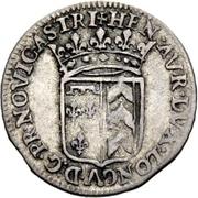 10 kreuzer - Heinrich II – avers