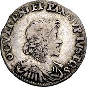 10 kreuzer - Heinrich II – revers