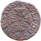 1 kreuzer - Heinrich II – revers