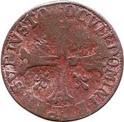 ½ batzen - Heinrich II – revers