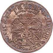 ½ batzen - Friedrich Wilhelm III – avers