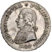21 batzen - Friedrich Wilhelm III – avers