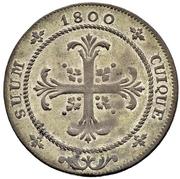 4 kreuzer - Friedrich Wilhelm III – revers