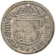 1 Kreuzer - Friedrich Wilhelm II (QVIQVE) – avers