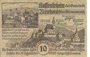 10 Heller (Neuhaus) – avers