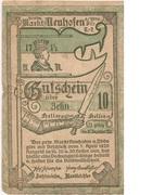 10 Heller (Neuhofen a. d. Ybbs) – avers