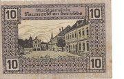 10 Heller (Neumarkt a. d. Ybbs) – revers