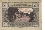 20 Heller (Neumarkt a. d. Ybbs) -  revers