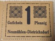 1 Pfennig (Neumühlen-Dietrichsdorf) – avers