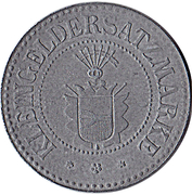 20 pfennig - Neumünster – revers