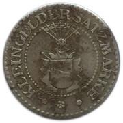 10 pfennig - Neumünster – revers