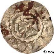 Obole - monnayage immobilisé au nom de Louis IV d'Outremer – avers