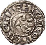 Denier - Guillaume IV et V – avers