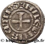 Denier - Guillaume IV et V – revers