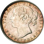 20 cents Victoria – avers