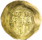 Hyperpyron - John III – revers