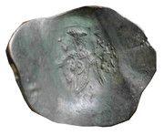 Billon Trachy - Theodore I - Nikaea Mint – revers