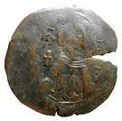 Billon Trachy - John III Vatatzes - Thessalonika mint – avers