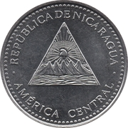 1 córdoba -  avers