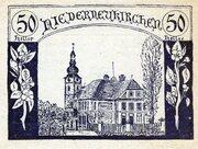 50 Heller (Niederneukirchen) -  revers