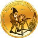 100 Francs CFA (Rumpelstiltskin) – revers