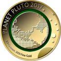 100 Francs CFA (Pluton) – revers