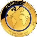 100 Francs CFA (Earth) – revers