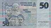 50 Naira – avers