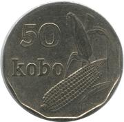 50 kobo (grand module) – revers
