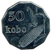 50 kobo – revers